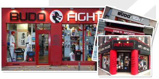 Magasin sport de combat paris 5